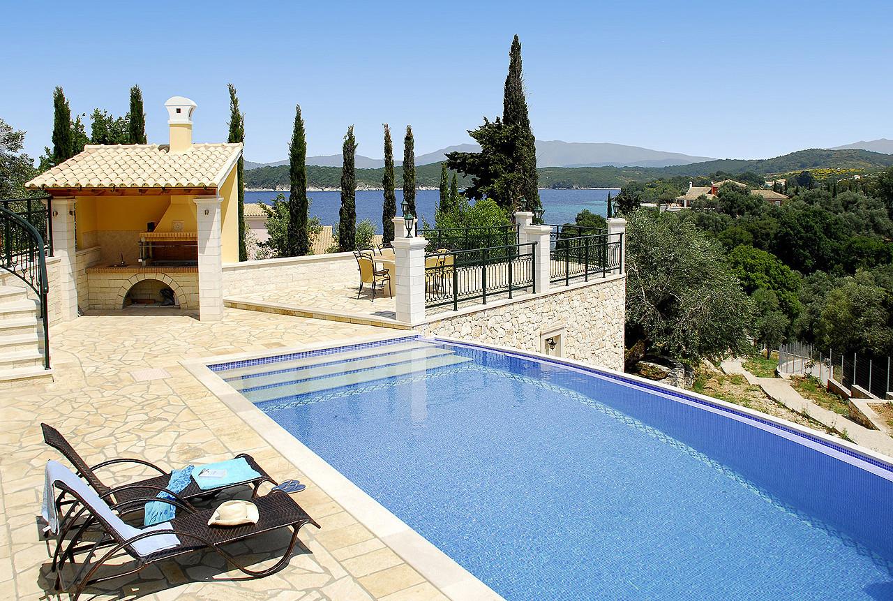 Villa Argyro.