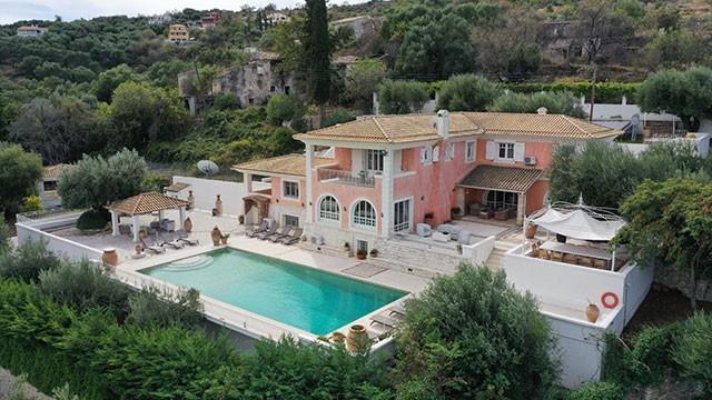 Villa Rosa.