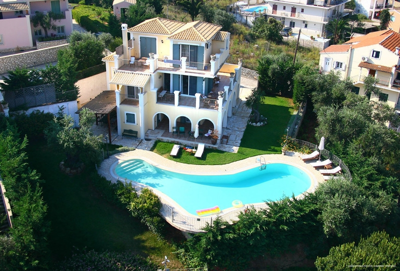 Villa Aphrodite.